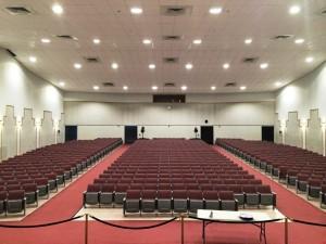 Pittman Auditorium